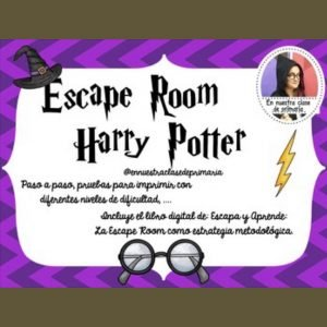 Tag Harry Potter Escape room