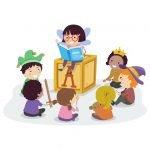 Cuenta cuentos para clase