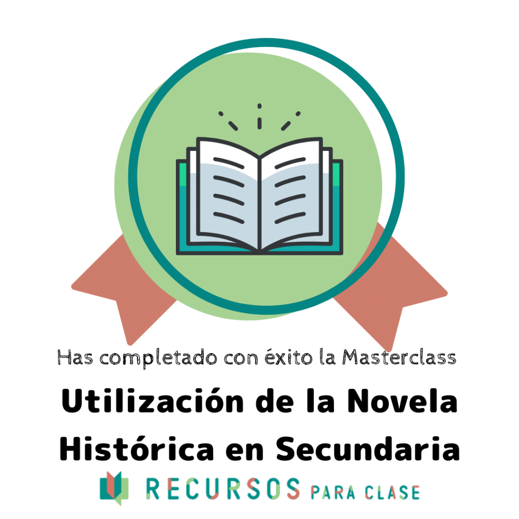 Badge-Utilización-Novela-Histórica-en-Secundaria